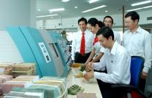 Trung tâm Quản lý tiền mặt TP. HCM đi vào hoạt động