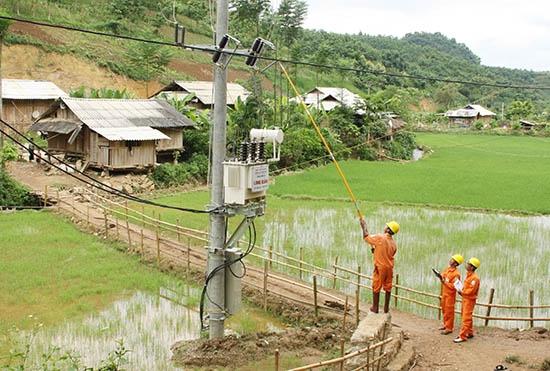 PC Sơn La: Bảo đảm cấp điện an toàn, ổn định trong mùa nắng nóng