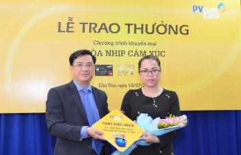 the pvcombank mastercard nhan ba loi ich cho khach hang