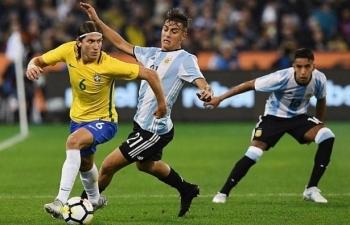 Xem trực tiếp Brazil vs Argentina (Copa America), 7h30 ngày 3/7