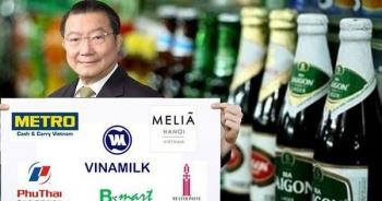 Tỷ phú Thái đứng sau loạt thương hiệu Việt vừa tăng hơn 1.000 tỷ đồng hôm qua