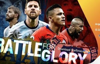 Trực tiếp Copa America 2019: Xem trực tiếp Argentina vs Chile ở đâu?