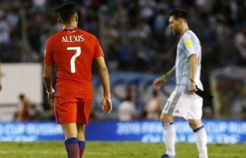 Xem trực tiếp Argentina vs Chile (Copa America), 2h ngày 7/7