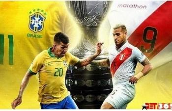 Xem trực tiếp Brazil vs Peru (Chung kết Copa America), 3h ngày 8/7