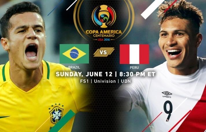 truc tiep chung ket copa america 2019 xem truc tiep brazil vs peru o dau