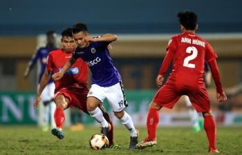 Xem trực tiếp bóng đá Hải Phòng vs Hà Nội FC (V-League 2019), 17h ngày 8/7