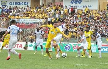 Xem trực tiếp bóng đá Thanh Hóa vs Sông Lam Nghệ An (V-League 2019), 17h ngày 12/7