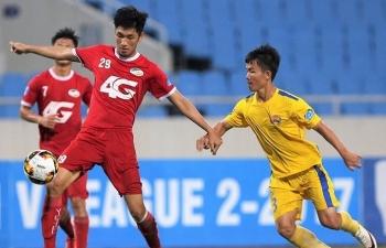 Vòng 15 V-League 2019: Xem trực tiếp bóng đá Nam Định vs Viettel ở đâu?