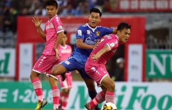 Vòng 15 V-League 2019: Xem trực tiếp bóng đá Quảng Nam vs Sài Gòn FC ở đâu?