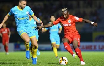 vong 16 v league 2019 xem truc tiep bong da khanh hoa vs binh duong o dau