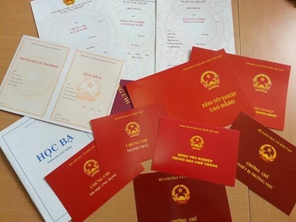 Hiệu phó Trường Chính trị Bình Thuận dùng bằng giả