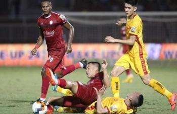 vong 17 v league 2019 xem truc tiep bong da thanh hoa vs tphcm o dau