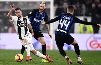 Trực tiếp ICC Cup: Xem trực tiếp bóng đá Juventus vs Inter Milan ở đâu?