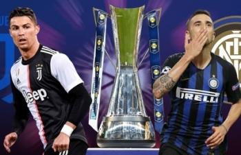 Link xem trực tiếp bóng đá Juventus vs Inter Milan (ICC Cup), 18h30 ngày 24/7