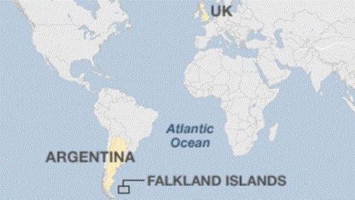 Chiến dịch tàu ngầm Anh săn đuổi tàu sân bay Argentina năm 1982