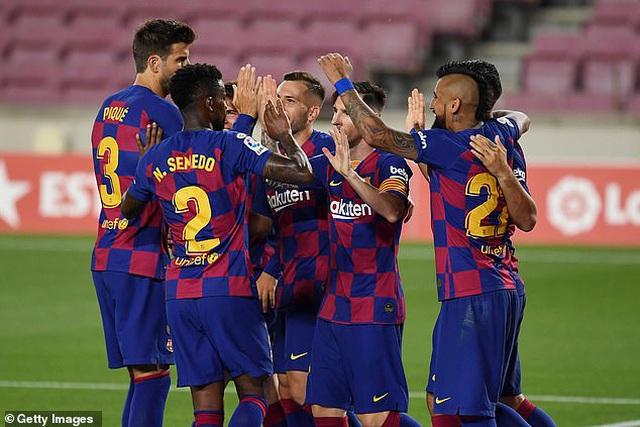 Messi ghi bàn, Barcelona hòa Atletico trong trận cầu có 3 quả penalty