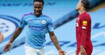 Man City 4-0 Liverpool: Nhà ĐKVĐ nhận trái đắng
