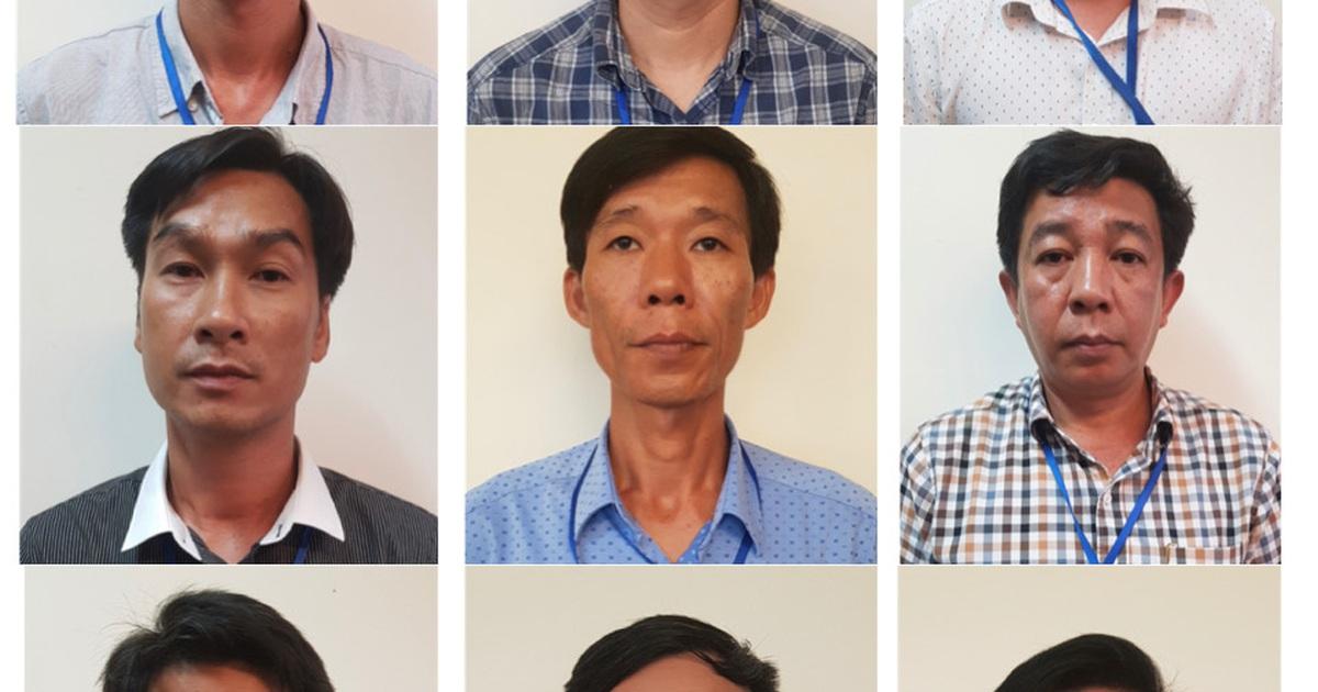 khoi to them 9 bi can lien quan du an cao toc da nang quang ngai