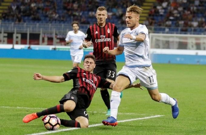 Link xem trực tiếp Lazio vs AC Milan (Serie A), 2h45 ngày 5/7
