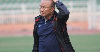 HLV Park Hang Seo toan tính gì cho U22 Việt Nam?