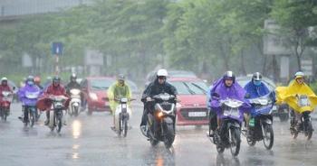 Miền Bắc tiếp tục mưa rào giông, có nơi mưa rất to