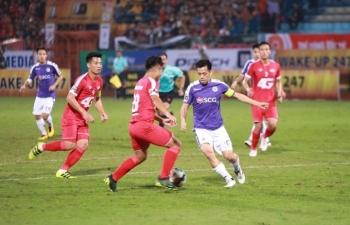 Vòng 8 V-League 2020: Xem trực tiếp Viettel vs Hà Nội FC ở đâu?