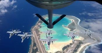 Mỹ nâng cấp căn cứ quân sự chiến lược tại Thái Bình Dương