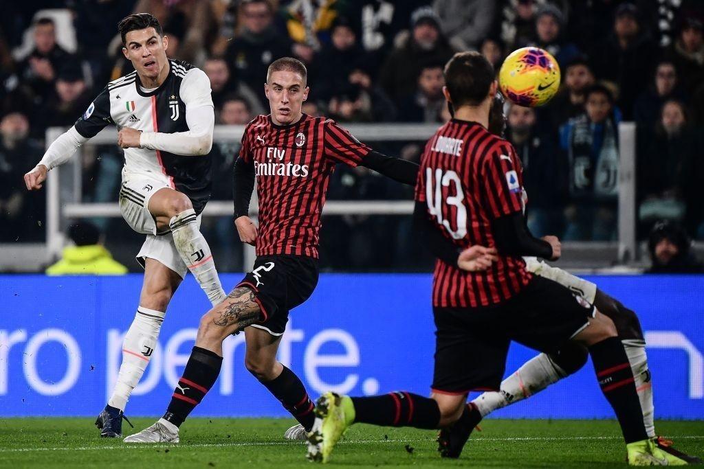 Xem trực tiếp AC Milan vs Juventus ở đâu?