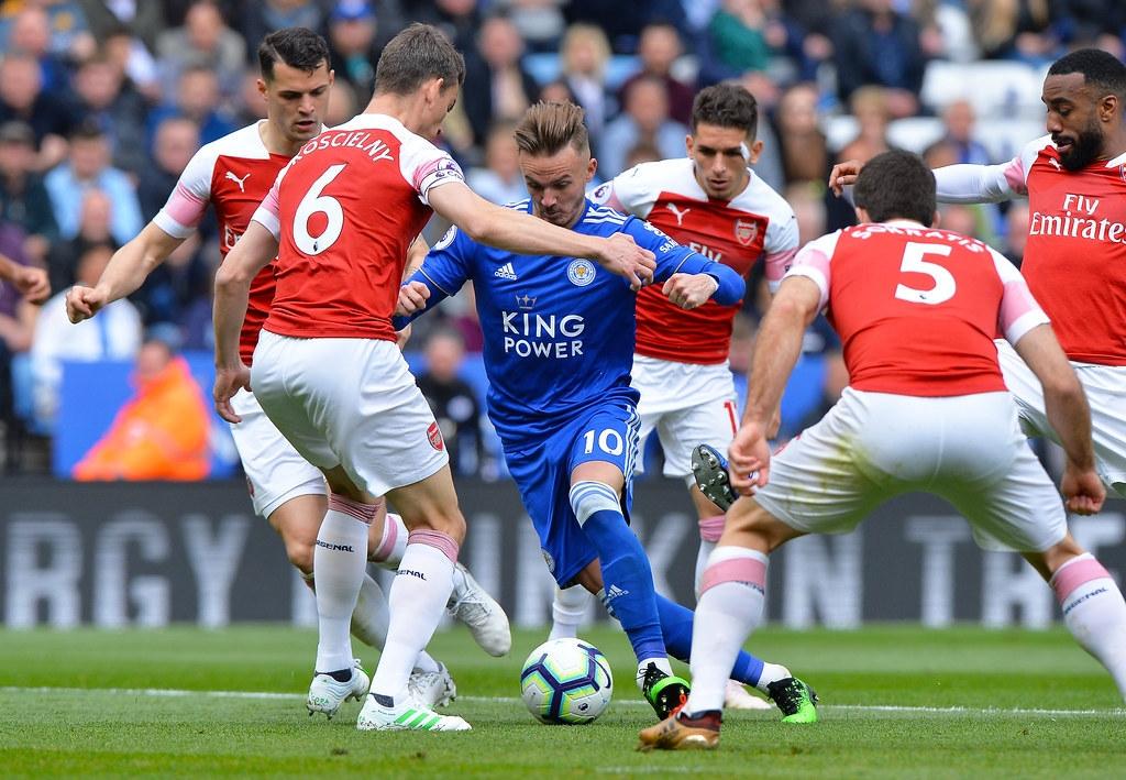 Vòng 34 Ngoại hạng Anh 2019/2020: Xem trực tiếp Arsenal vs Leicester City ở đâu?