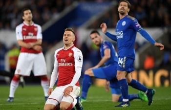 Link xem trực tiếp Arsenal vs Leicester City (Ngoại hạng Anh), 2h15 ngày 8/7