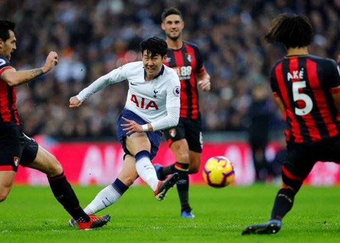 Vòng 34 Ngoại hạng Anh 2019/2020: Xem trực tiếp Bournemouth vs Tottenham ở đâu?