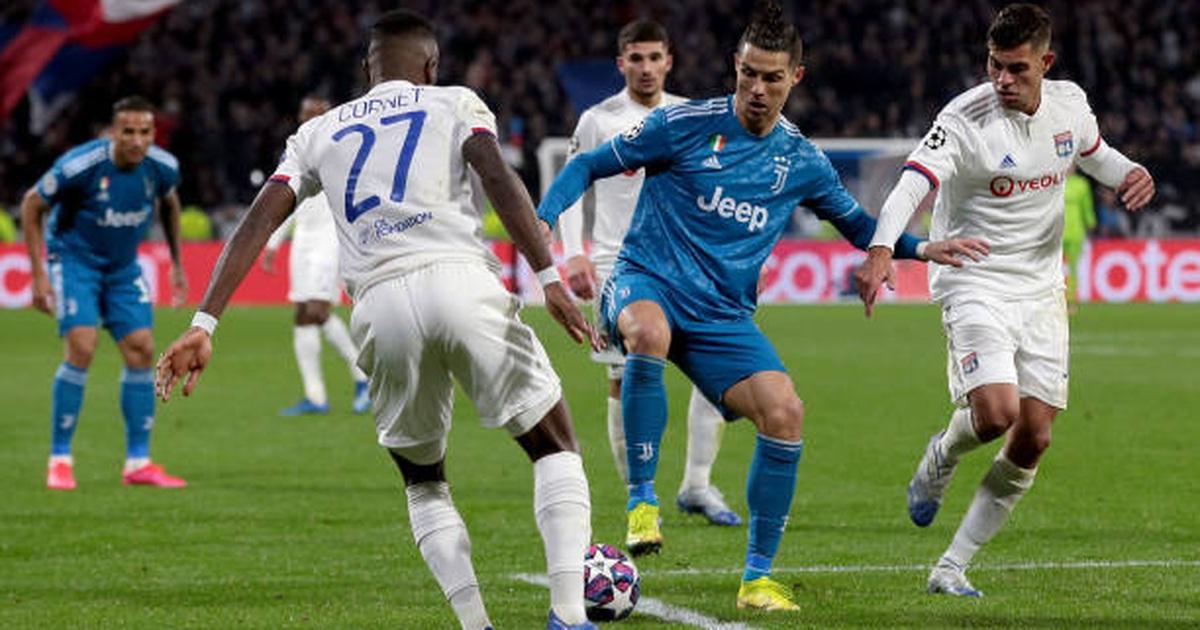 Barcelona, Juventus được đá lượt về vòng 1/8 Champions League trên sân nhà