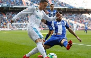 Vòng 35 La Liga 2019/2020: Xem trực tiếp Real Madrid vs Alaves ở đâu?