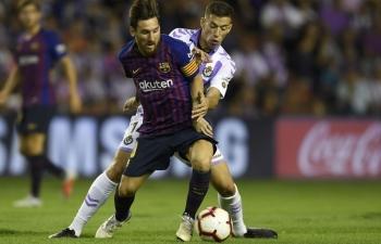 Link xem trực tiếp Valladolid vs Barcelona (La Liga), 0h30 ngày 12/7