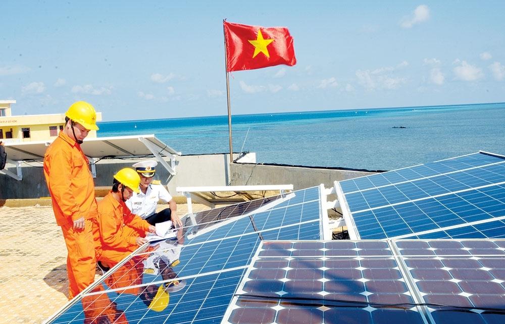 Chiến lược phát triển Tập đoàn Điện lực Việt Nam gắn với các nghị quyết của Đảng