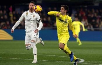 Link xem trực tiếp Real Madrid vs Villarreal (La Liga), 2h ngày 17/7