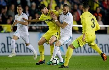 Xem trực tiếp Real Madrid vs Villarreal ở đâu?