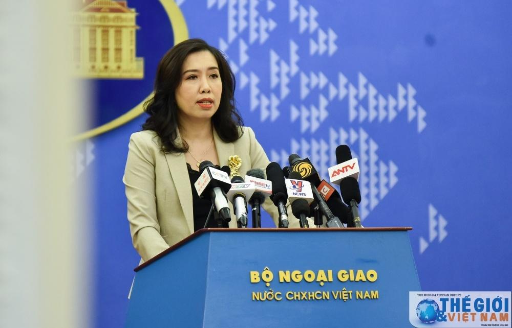 Phản ứng của Việt Nam về các vấn đề Biển Đông hiện nay