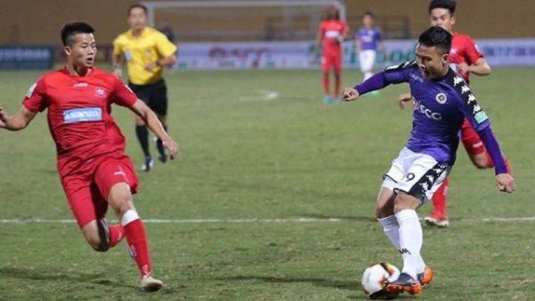 Link xem trực tiếp Hà Nội FC vs Hải Phòng (V-League 2020), 19h ngày 17/7