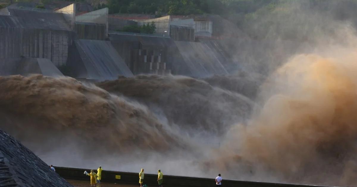 Vì sao Trung Quốc hứng chịu thảm họa lũ lụt nghiêm trọng trong năm nay?