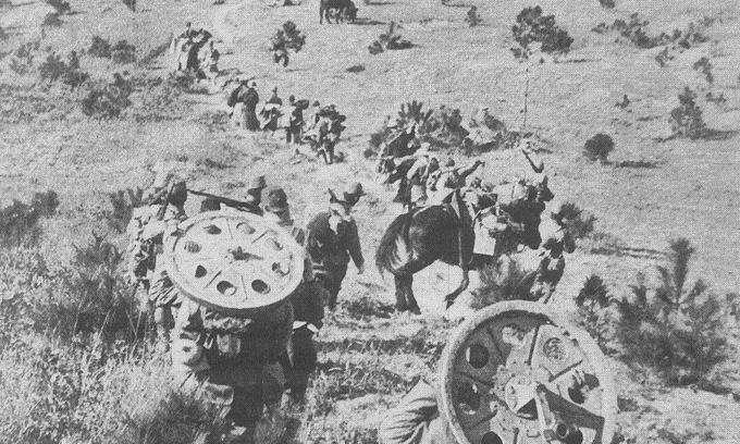 Tranh cãi về 3.000 lính Trung Quốc 'biến mất' năm 1937
