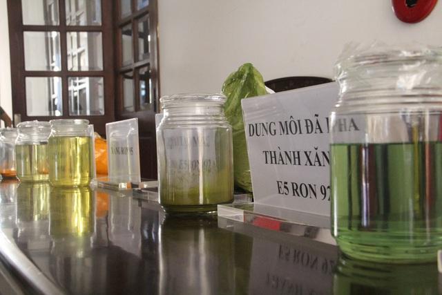 Vụ xăng giả Trịnh Sướng: 1000 tỷ đồng mua dung môi, hóa chất