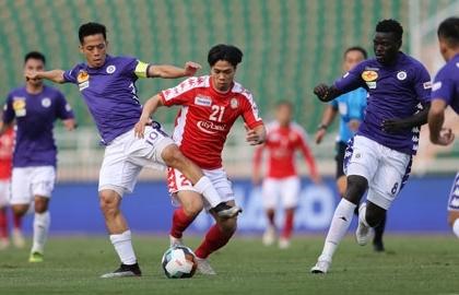 Xem trực tiếp TP.HCM vs Hà Nội FC ở đâu?