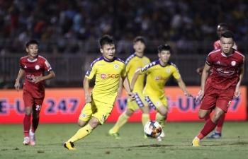 Link xem trực tiếp TP.HCM vs Hà Nội FC (V-League 2020), 19h15 ngày 24/7