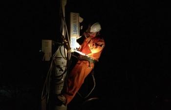 Niềm vui của người thợ điện