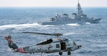 Mỹ giúp Nhật Bản theo dõi tàu Trung Quốc tại quần đảo tranh chấp