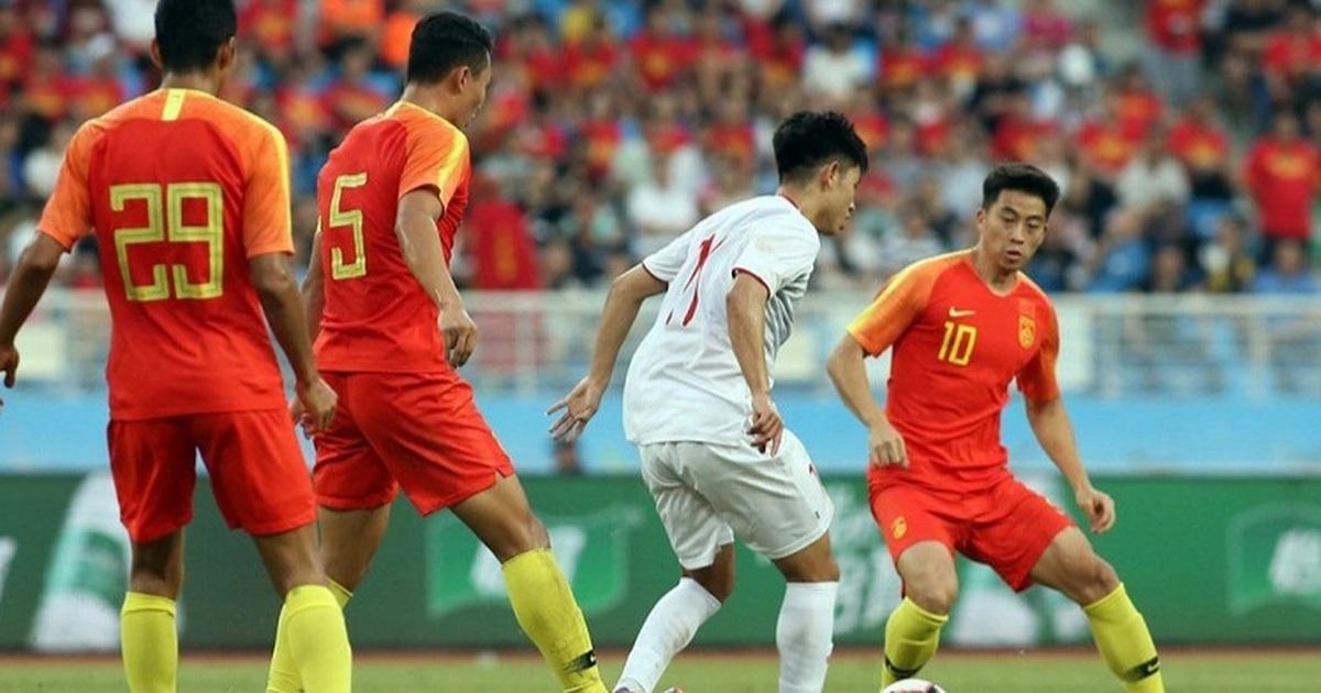 Bùi Tiến Dũng, Quế Ngọc Hải muốn gặp đội tuyển Trung Quốc