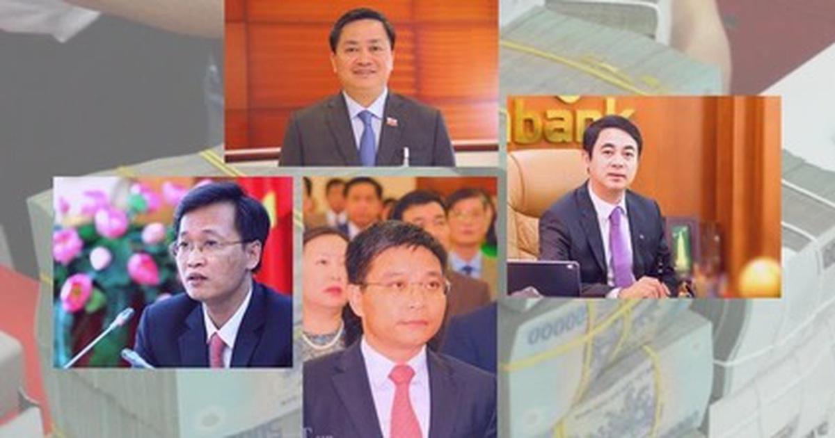 Chân dung các Bí thư Tỉnh ủy xuất thân từ ngành ngân hàng