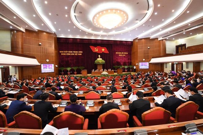 Trung ương lấy phiếu giới thiệu các chức danh lãnh đạo nhà nước - 1