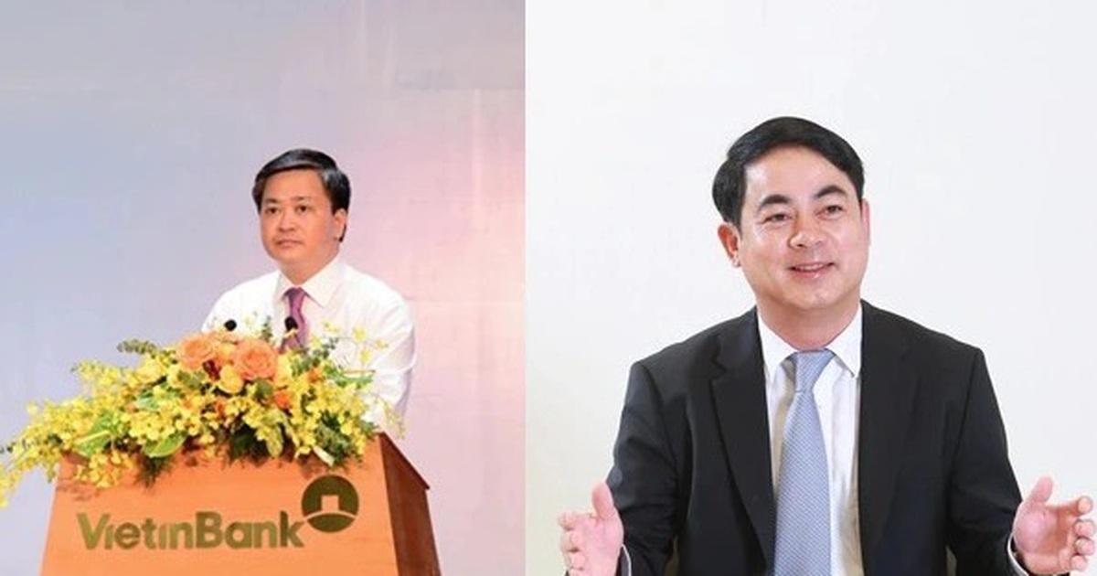 Vietcombank, VietinBank bổ nhiệm người phụ trách Hội đồng quản trị